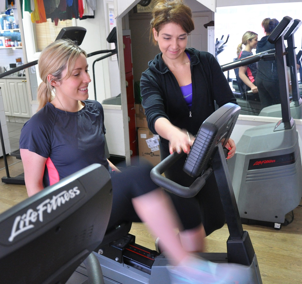 Personal training Soest
